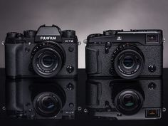 Fujifilm X-Pro2 versus X-T2: Seven key differences (1 of 2) [by Barney Britton on DPReview.com]