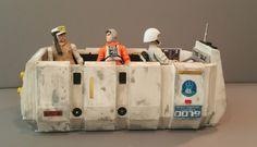 Star Wars: Customs for the Kid Star Wars Action Figures, Custom Action Figures, Star Wars Vehicles, Star Wars Toys, Star Wars Party, Nerd Stuff, Conditioning, Star Fashion, Starwars