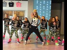 Uptown Funk - Easy Kids Dance Fitness Warming-up Zumba Choreography.Would make a great Brain Break!