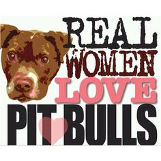 Pitbulls are one of my favorite dog breeds.  I hate the stereotype that comes with these gorgeous dogs!