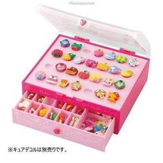 Smile PreCure! - Cure-de-Collection DX Accesory Box #GlitterForce