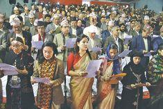#Nepal Provincial Assembly Members Swear In #Bagmati #EthnicNepaliCommunities #Gandaki #Hetauda #Kairali