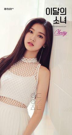 LOONA - Choerry 최리 (Choi YeRim 최예림) 'Girl Of The Month' №8 #이달의소녀 #LOOΠΔ