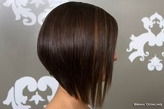 love this inverted bob!