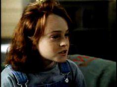 Lindsay Lohan at age 10 Parent Trap screen-test