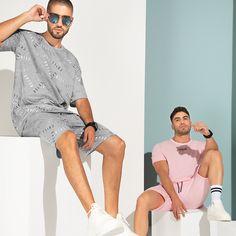 Nuevos look casuales, deportivo y descomplicado. Haz clic en la imagen y compra online>> Men, Shopping, Pants, Blouses, Latest Fashion Trends, Sporty, Athletic Wear, Guys