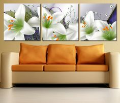 Wall Decals - YYone The Tremor of Awe is the Best in Mam Quote Red Flowers Butterflies Removable Wall Mural Decal -
