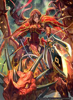 聖光を継ぐ竜姫 アルテナ