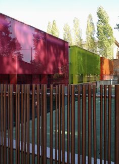 Guarderia els Colors, Manlleu. RCR Arquitectes