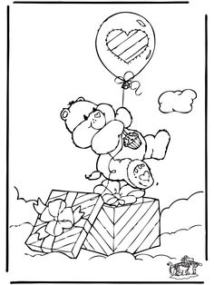 Care Bear Coloring Pages | Printable Coloring Pages