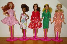 Disney Characters, Fictional Characters, Barbie, Disney Princess, Style, Fashion, Hip Bones, Swag, Moda
