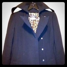 I just added this to my closet on Poshmark: DOLCE & GABBANA COAT LEOPARD LINING MADE IN ITALY. Price: $999 Size: S