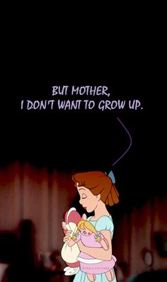 peter pan quotes | Radio With No Reception • mydollyaviana: Peter Pan quotes.