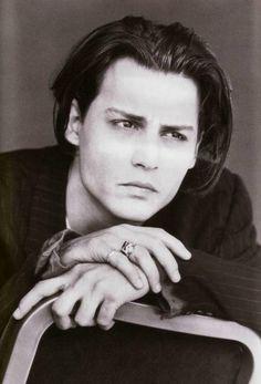 Johnny Depp- Need I say more?