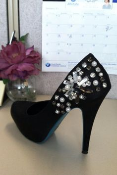 another stunning shoe owned by Gordana Ban