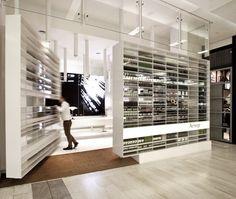 Rodney Eggleston & Anne-Laure Cavigneaux of March Studio - The Design Files Retail Interior Design, Retail Store Design, Retail Shop, Design Commercial, Commercial Interiors, Bohol, Design Studio, House Design, Design Design