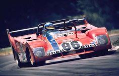 Peterson-Schenken @ Watkins Glen 6 Hrs. 1972