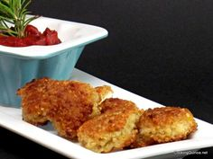 Quinoa fritters...tried these tonight...DEFINITELY worth it...my kids devoured them! :) (p.s. equivalent of 2 eggs instead of 3 was just right if using flaxseed meal)