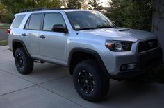 Post your LIFTED pix here! - Page 24 - Toyota 4Runner Forum
