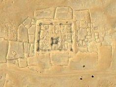 Castillos perdidos en el desierto
