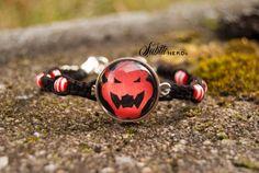 Bowser Bracelet from Super Mario Bros. by SubtleNerd on Etsy, $20.00