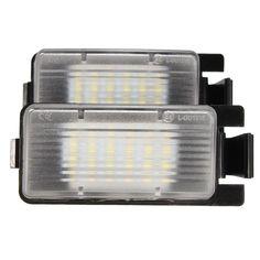 2x 18 LED Number License Plate Light Lamp Bulb White For Nissan for Infiniti G37 G35 - $20.99
