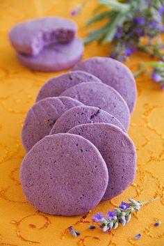 Biscuits à la lavande <3