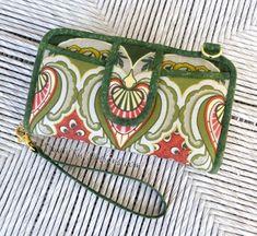 Walkabout Wristlet Wallet sewing pattern