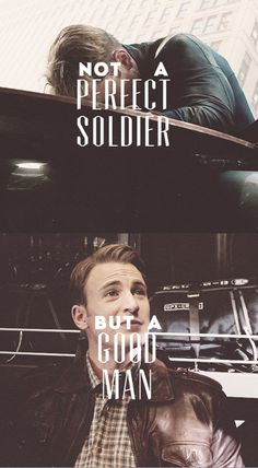 Captain America - Chris Evans