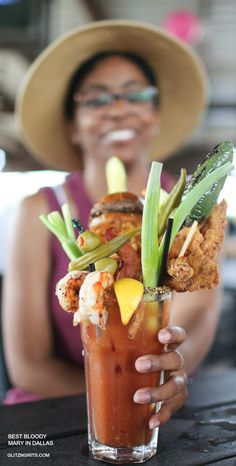 Best Bloody Mary Brunches in Dallas