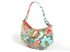 Laminated fabrics are terrific for handbags and purses!