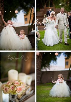 flower girls are adorable!