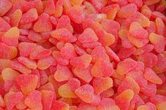 peaches candy