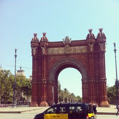 #barcelona #arcodeltriunfo