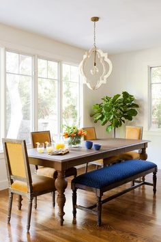 5 Ways To Make Your Home More Glamorous  Style Hope And Instagram Alluring Mustard Dining Room Design Ideas