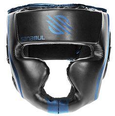 PROFESSIONAL CHOICE 3X Grill Head Guard Maya Ocultar Cuero Boxeo MMA Protector Headgear UFC Fighting Full Face headguard Sparring Helme