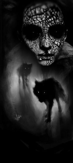 Wolf in HALLOWEEN