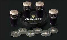 Homebrew Finds: Groupon: 11 Piece Guinness Serving Set - $16.98 Shipped, Save 60%