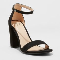 06b628a53a0 Instantly add a pop of style to any outfit with the Ema High Block Heel  Pumps