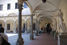 The Academia Gallery, Florence