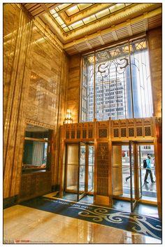 Carbon & Carbide Building, Chicago 1929