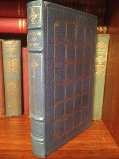 Franklin Library Full Leather The Sound & The Fury William Faulkner 100 Greatest