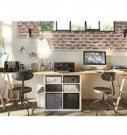 Un coin bureau pour deux - Marie Claire Maison