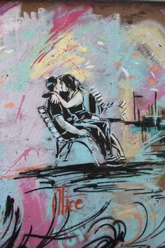 Alice Pasquini's art