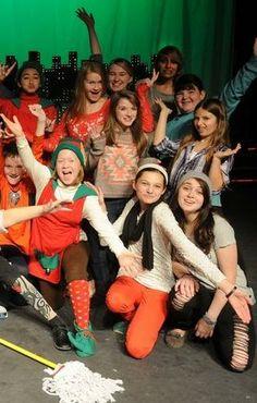 ArtReach's Christmas Musicals are simply the BEST for kids!
