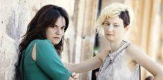"""Emma Dante e Alba Rohrwacher, dal film """"Via Castellana Bandiera"""""""