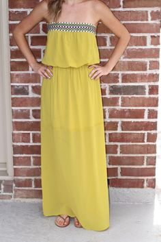 Charleigh Maxi $52.00 on theeclecticpeach.com