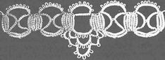 GeorgiaSeitz.com: Thoughts on Block Tatting #tatting #technique