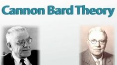 BARD EMOTION THEORY OF CANNON