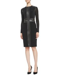 A sultry-sophistication meets contemporary-cool on the Willa dress from the…